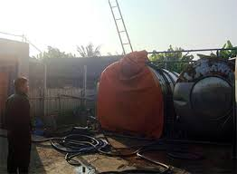 Tai nạn lao động: 4 người tử vong trong bồn dịch chứa tôm