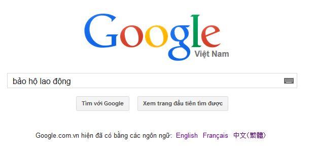truy van tim kiem google