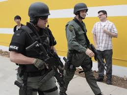Đã tìm ra lai lịch của kẻ xả súng tại Maryland