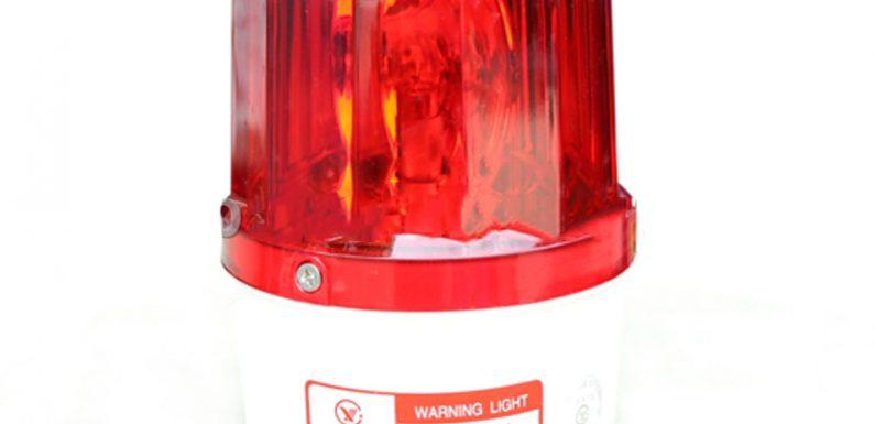 Lợi ích của đèn cảnh báo với giao thông
