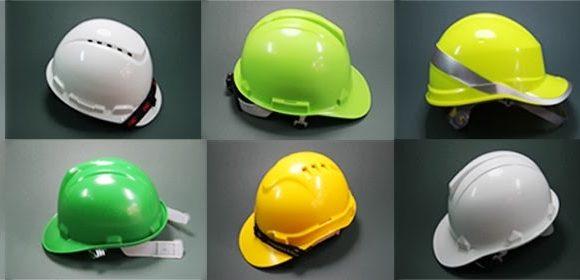 Mũ xây dựng tạo cảm giác thoải mái đem đến sự an toàn cho người lao động