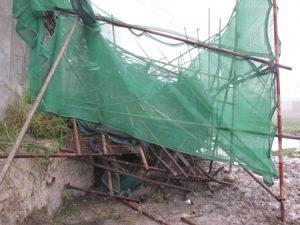 Tai nạn lao động: 1 người chết do sập dàn giáo tại khán đài Carnaval Hạ Long