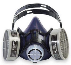 Phòng tránh khí độc nhờ mặt nạ bảo hộ chất lượng, chính hãng