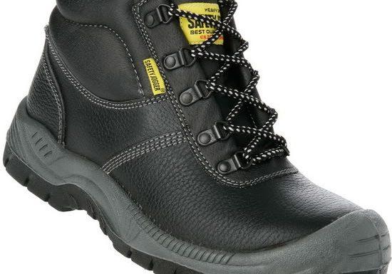 Bảo vệ đôi chân người lao động với giày bảo hộ Safety Jogger