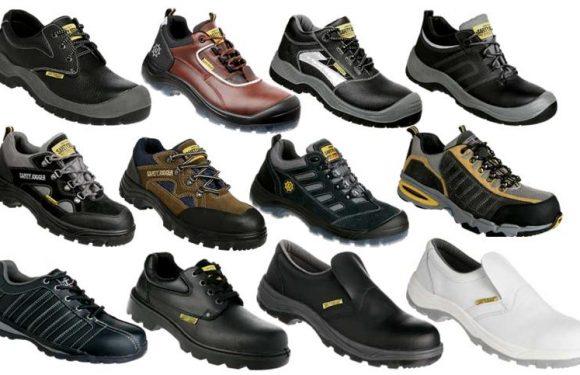 Giày bảo hộ bảo vệ đôi chân tránh tác hại của môi trường