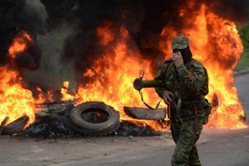 Khủng hoảng bạo động ở miền nam Ukraine