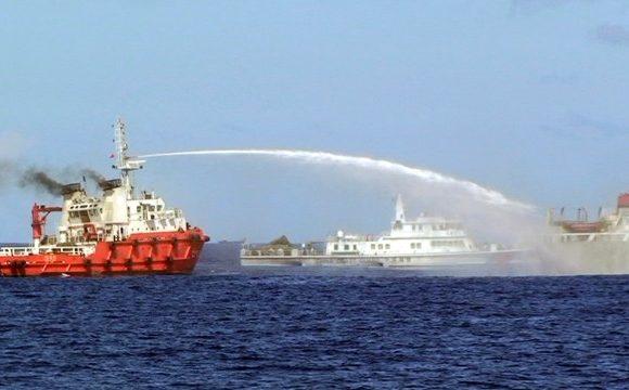 Trung Quốc, Việt Nam, Philippines căng thẳng leo thang trên biển Đông