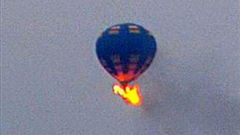 Cơ thể thứ ba được tìm thấy sau vụ tai nạn khinh khí cầu