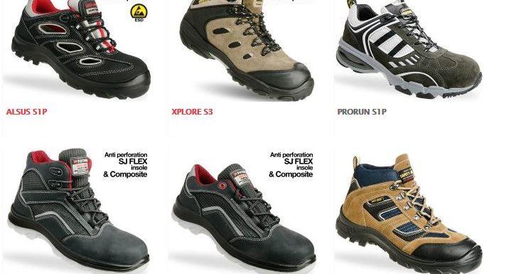 Giày bảo hộ mũi sắt chất lượng châu Âu
