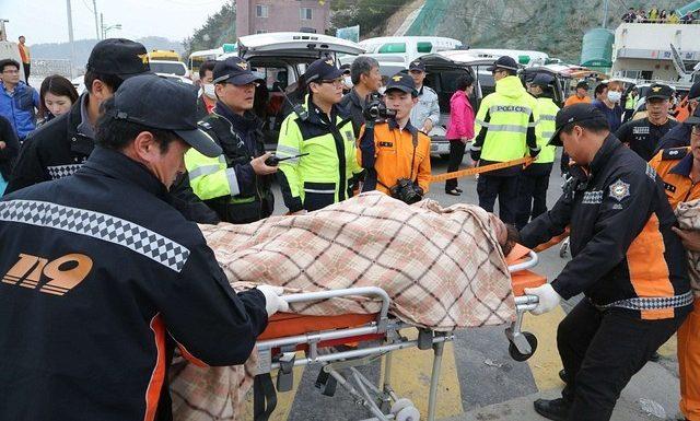 Thảm họa phà Hàn Quốc: người chết tăng lên đến 275