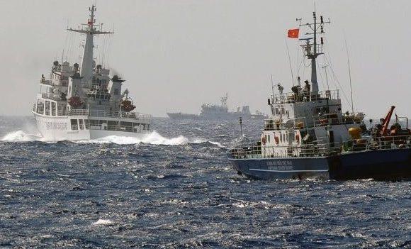 trung quốc tiếp tục gây mất ổn định tại Biển Đông Việt Nam