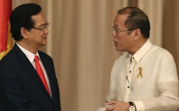 Việt Nam và Philippines nói về trung quốc