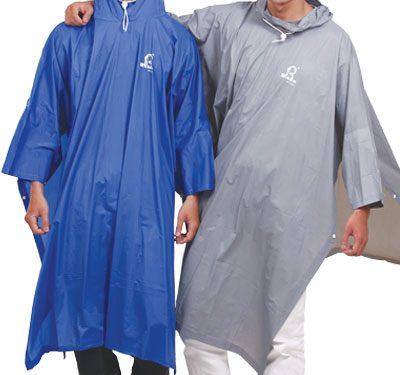 Áo mưa trang bị thiết yếu của mọi người khi thời tiết xấu