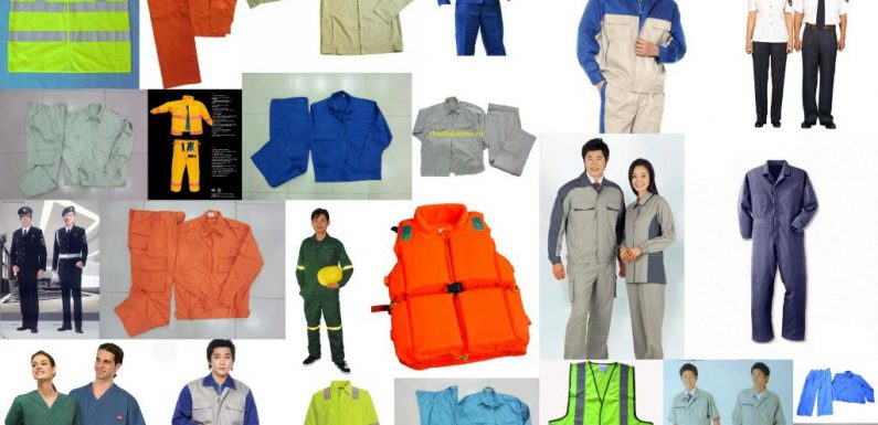 Địa chỉ bán quần áo bảo hộ lao động tại Hà Nội