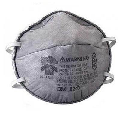 Dùng khẩu trang than hoạt tính để bảo vệ tối đa hệ hô hấp