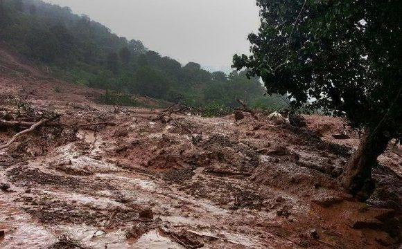 Sạt lở đất tại miền Tây Ấn Độ ít nhất ảnh hưởng tới 150 người