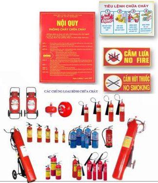 Bảo hộ Việt Nam chuyên cung cấp thiết bị phòng cháy chữa cháy