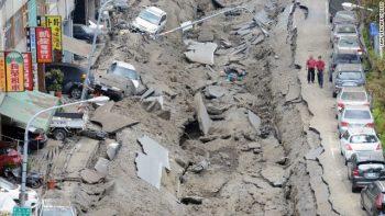 Hàng chục người chết vì vụ nổ khí ở Đài Loan