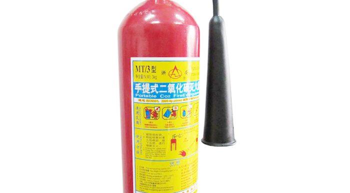 Cách kiểm tra, bảo quản và bảo dưỡng bình chữa cháy