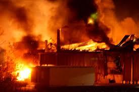 Tai nạn cháy nổ có phần lỗi do người sử dụng lao động