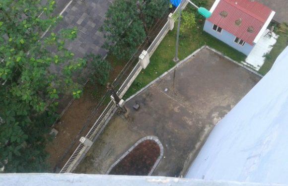 Rơi từ tầng cao xuống đất, bé gái 4 tuổi tử vong