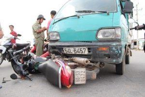 Những vụ tai nạn giao thông thương tâm trong tháng 10