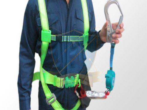 Bảo vệ người lao động bằng các loại dây an toàn