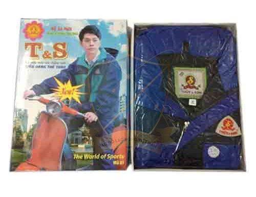 Chuyên phân phối nhiều loại áo mưa thời trang